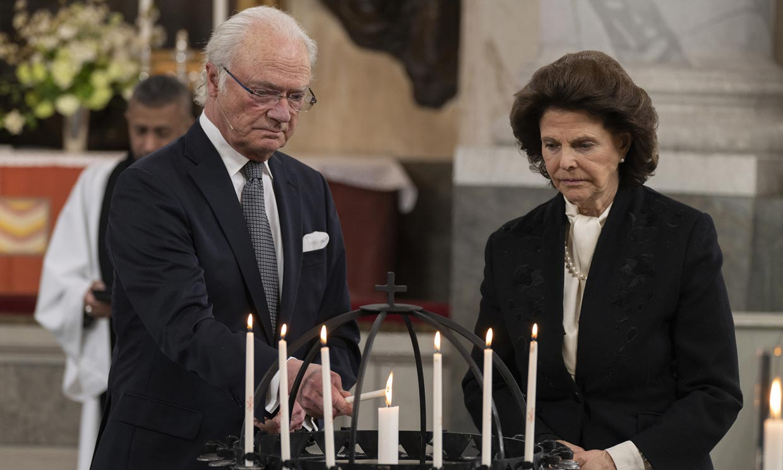 Los Reyes de Suecia calman la preocupación por el príncipe Daniel, contagiado de coronavirus