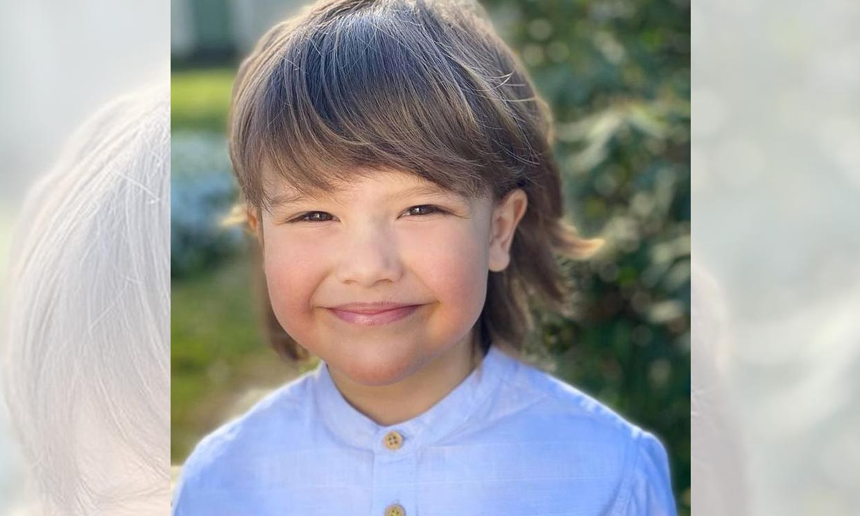 La pícara sonrisa de Alexander, hijo de Carlos Felipe y Sofia de Suecia, que tiene ya cinco años