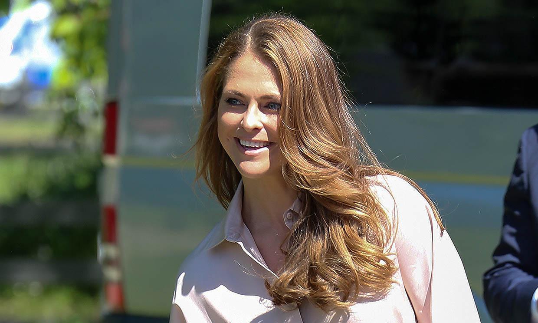 La princesa Magdalena por fin podrá volver a Suecia un año y medio después de su última visita