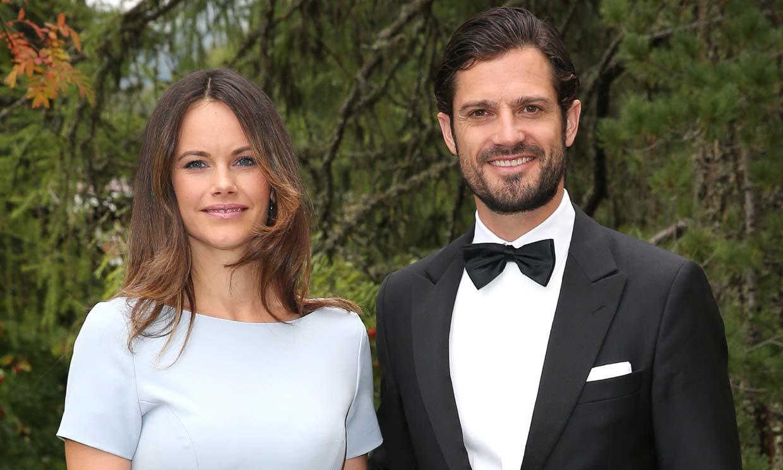 Ya hay fecha para el bautizo del príncipe Julian, hijo de Carlos Felipe y Sofia de Suecia