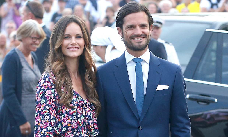 Estos son los cinco padrinos que Carlos Felipe y Sofia de Suecia han elegido para el príncipe Julian