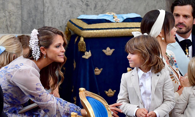 De la ternura de Magdalena de Suecia con sus sobrinos a un cambio de planes: los detalles del bautizo del príncipe Julian