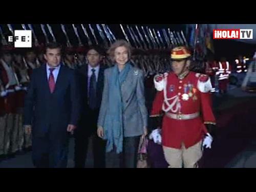 La Reina llega a Bolivia para visitar varios proyectos de cooperación