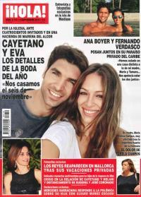 Revista �HOLA! N� 3710