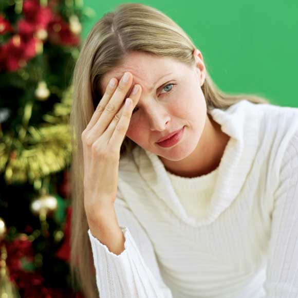¿Las navidades te producen estrés?