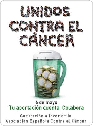 ¿Te animas a colaborar contra el cáncer?