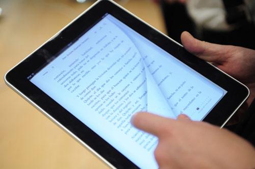 Libros digitales, ¿cómo afectan a nuestra vista?