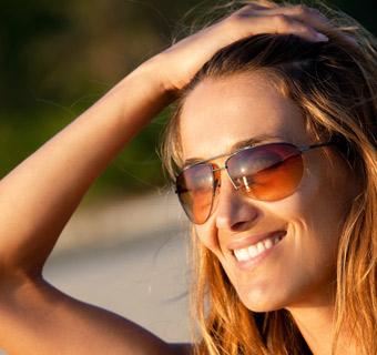 ¿Sabías que los ojos también sufren los efectos del verano?