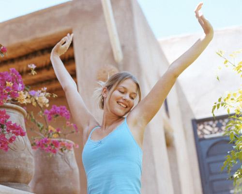 Ser feliz, una buena receta para tu salud