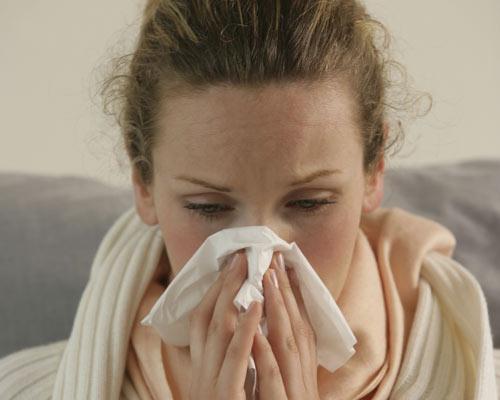¿Estás resfriada? Toma nota de nuestros consejos para aliviar los síntomas
