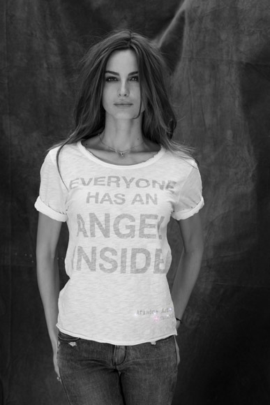 Ariadne artiles solidaria contra el c ncer de mama foto 2 for Ariadne artiles nutricion
