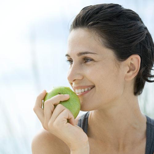 ¿Qué alimentos son buenos para tus dientes?