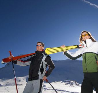 Disfruta del esquí… ¡sin lesiones!
