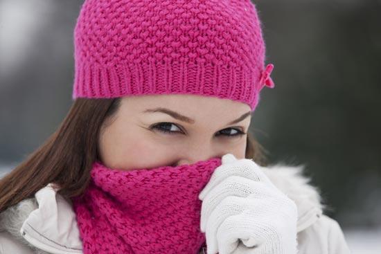 ¿Alergia al frío?