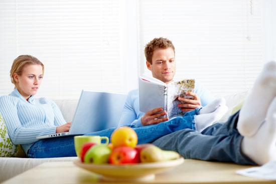Los hábitos posturales, importantes también para tu vista