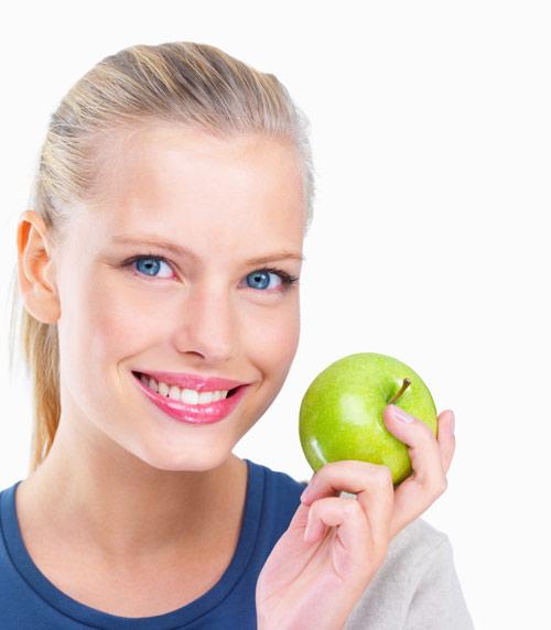 La manzana, una gran fuente de salud