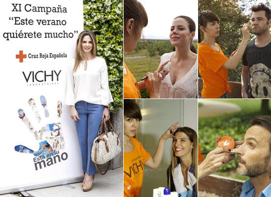 Genoveva Casanova, Amelia Bono, Laura Sánchez… los famosos animan a disfrutar del verano de forma saludable