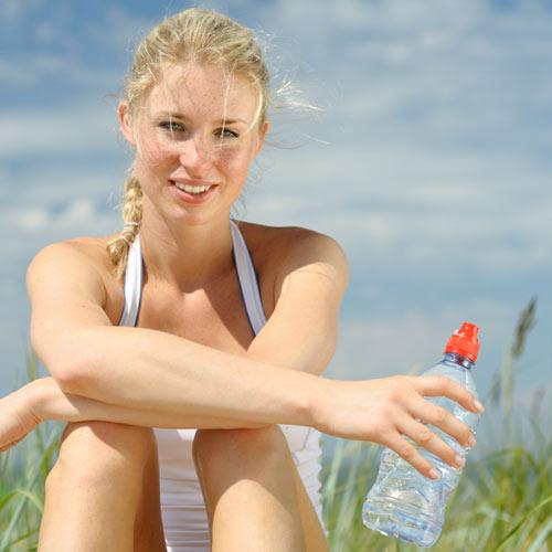 Días de calor extremo... ¡más agua, por favor!