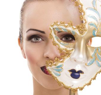 Se acerca el Carnaval… ¿y si el maquillaje le da alergia a tus ojos?