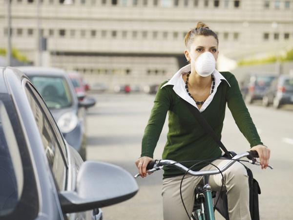 ¿Cómo influye la contaminación en los casos de alergia?