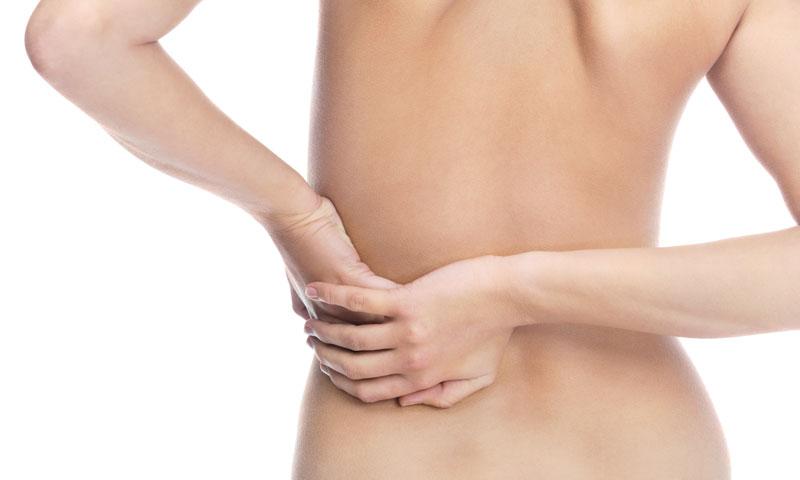 El dolor lumbar, principal causa de baja laboral entre los menores de 45 años