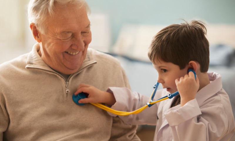 La ciencia encuentra un factor clave para llegar a ancianos mentalmente sanos