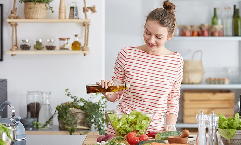 Pautas para comer sano y adelgazar