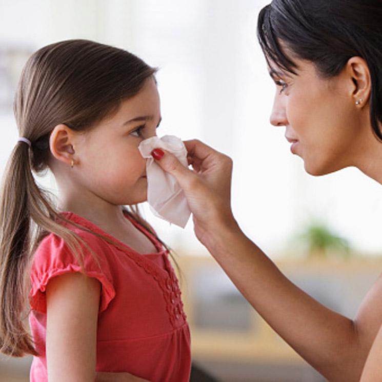 Sangrado nasal por causas de hipertensión