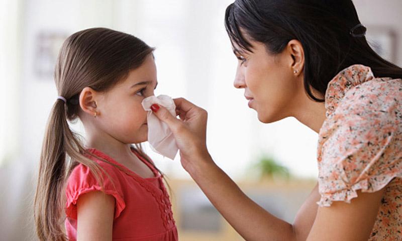 Presión en la cabeza y hemorragias nasales