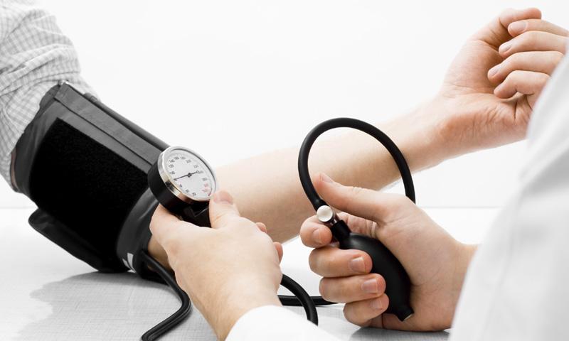 Presión arterial piernas débiles