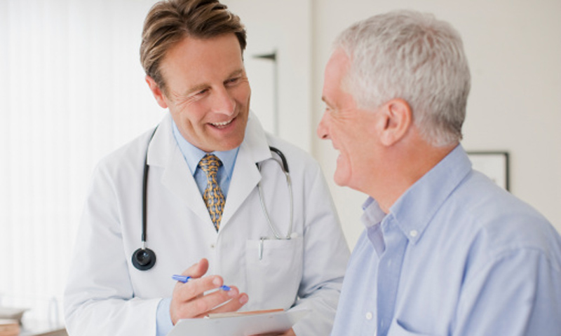 toda la salud de la próstata verifica la llegada de la intachar