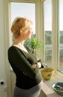 Mareo y náuseas matinales durante el embarazo