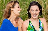 Identificado el gen de la felicidad en las mujeres