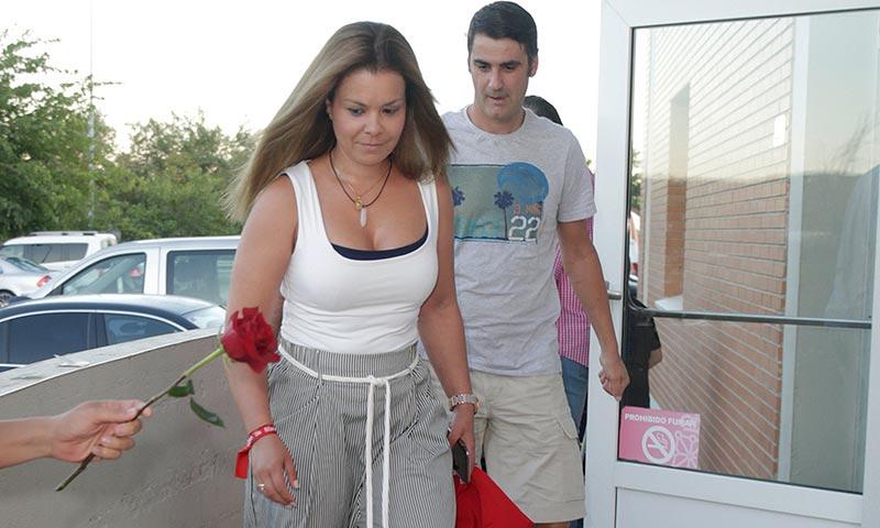 Tratamiento en cámara hiperbárica de María José Campanario. Carthago Servicos Técnicos.