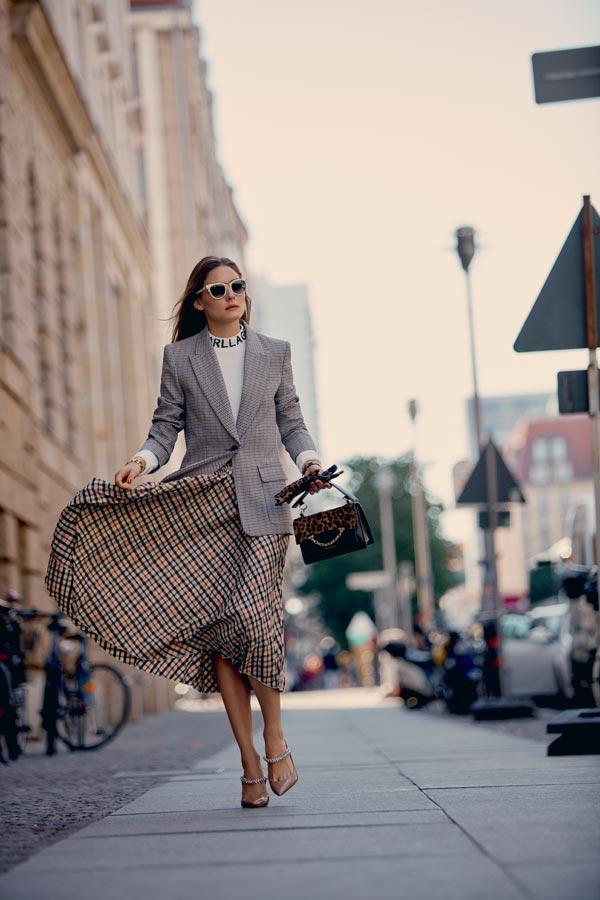 Olivia Palermo: sus 7 básicos para vestir bien del trabajo