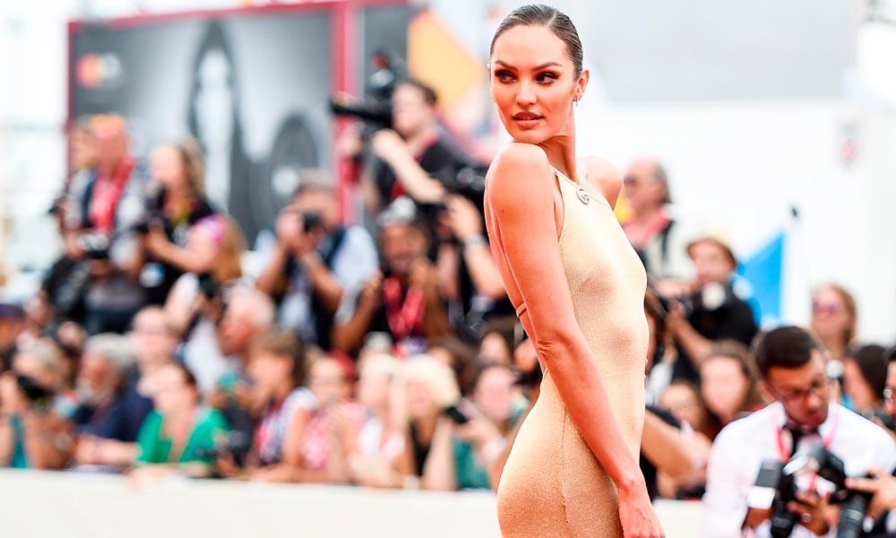 Consigue el cuerpo de Candice Swanepoel con estos productos para hacer ejercicio en casa