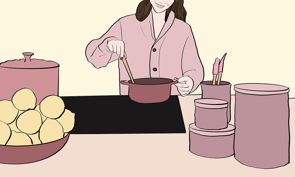 Cocina en rosa: accesorios 'gastro' para celebrar el Día Internacional Contra el Cáncer de Mama