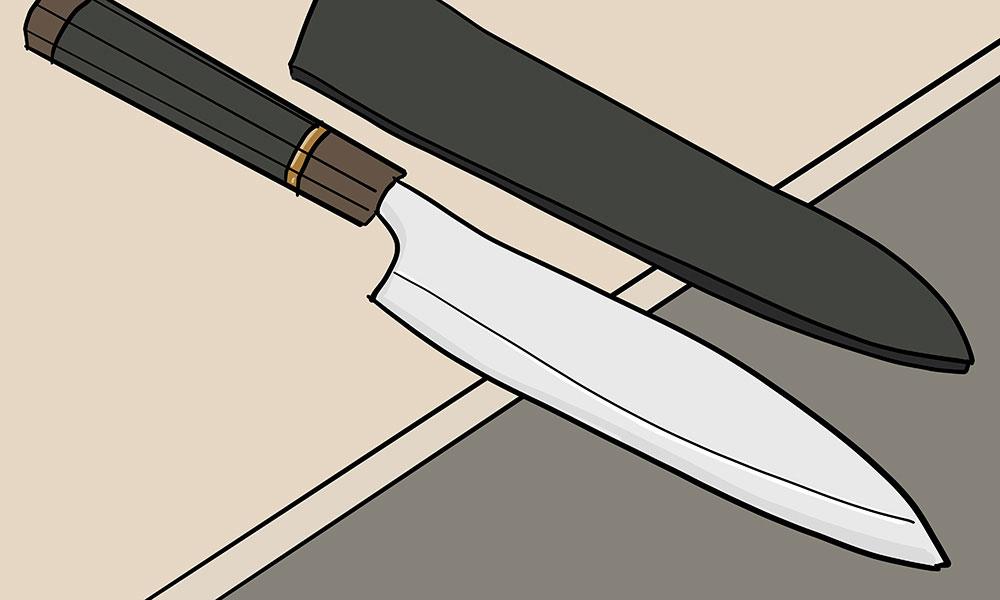 Tú también puedes tener en casa los cuchillos de alta cocina que utilizan los grandes chefs