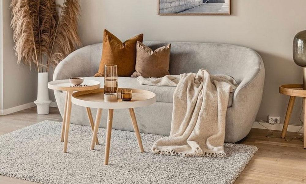 Mantas preciosas de lana y cashmere para decorar y protegerte del frío