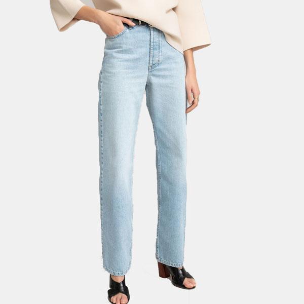 Pantalones rectos 'loose'