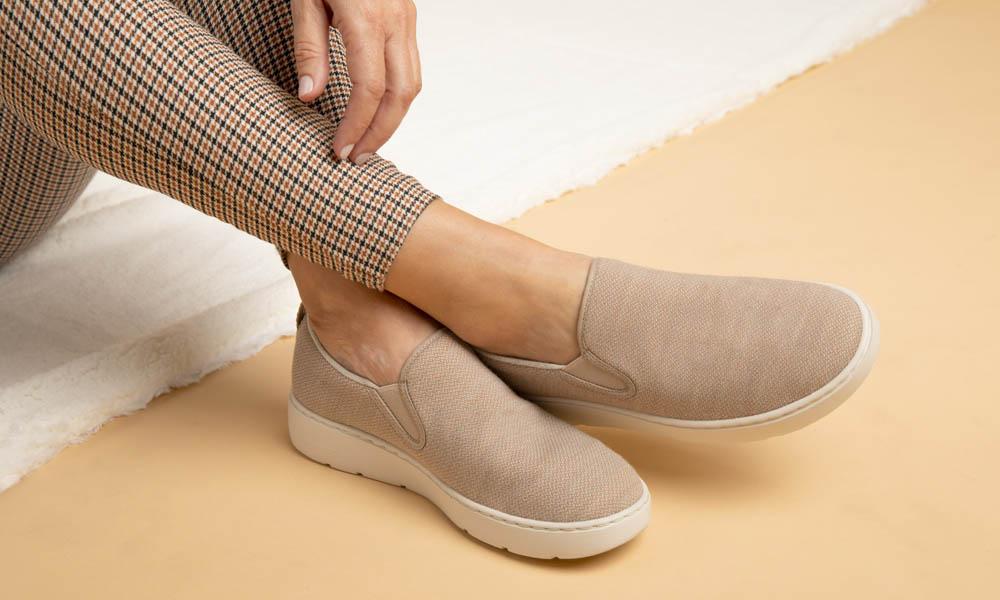 ¿Buscas unas zapatillas cómodas para usar toda la primavera? ¡Aquí están!