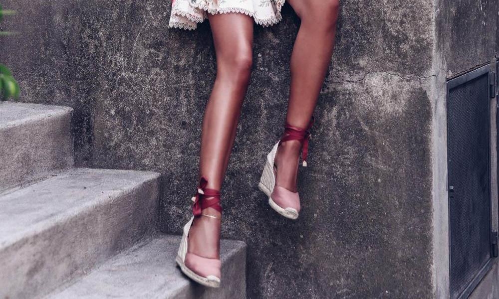Compra ya las alpargatas de cuña más bonitas para combinar con vestido y pantalón