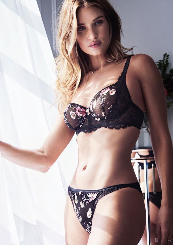 rosie huntington whiteley z