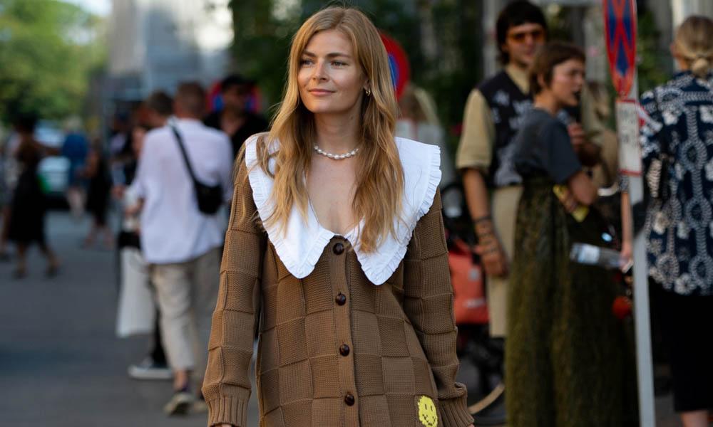 ¿Vestido de punto o cárdigan? Compra el nuevo básico con truco