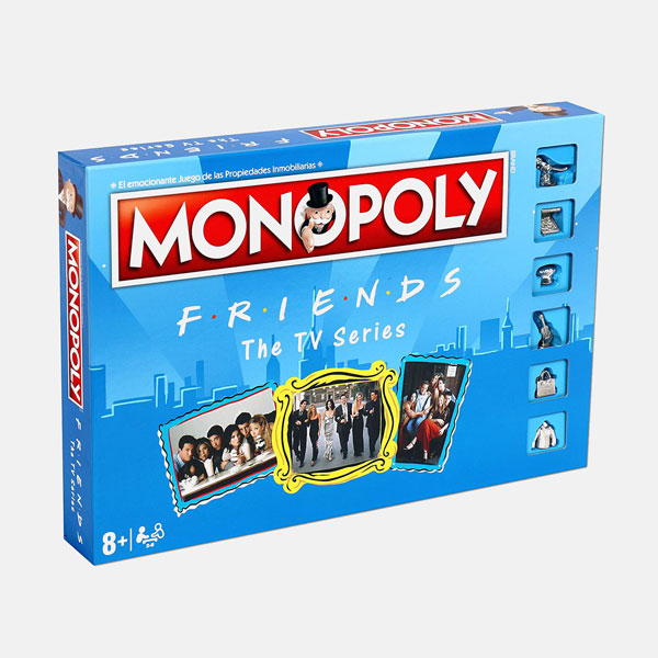 El Monopoli de 'friends'