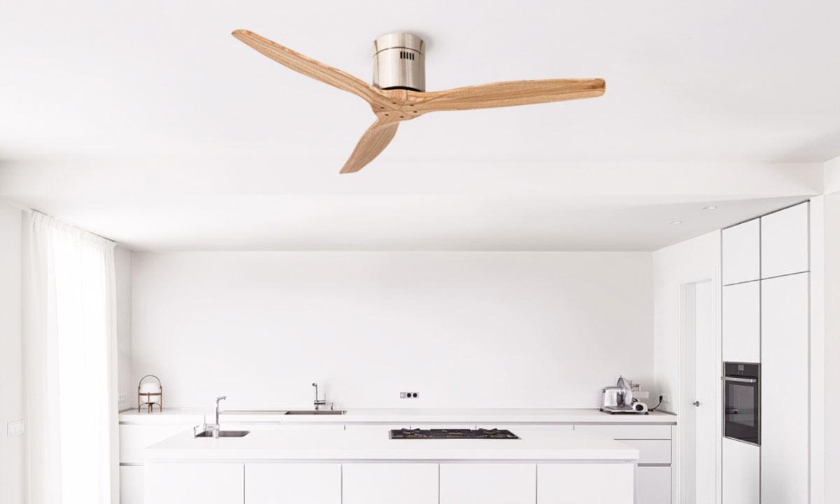 Seleccionamos los 6 mejores ventiladores de techo para el verano