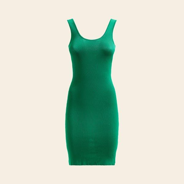 green-dress-guess