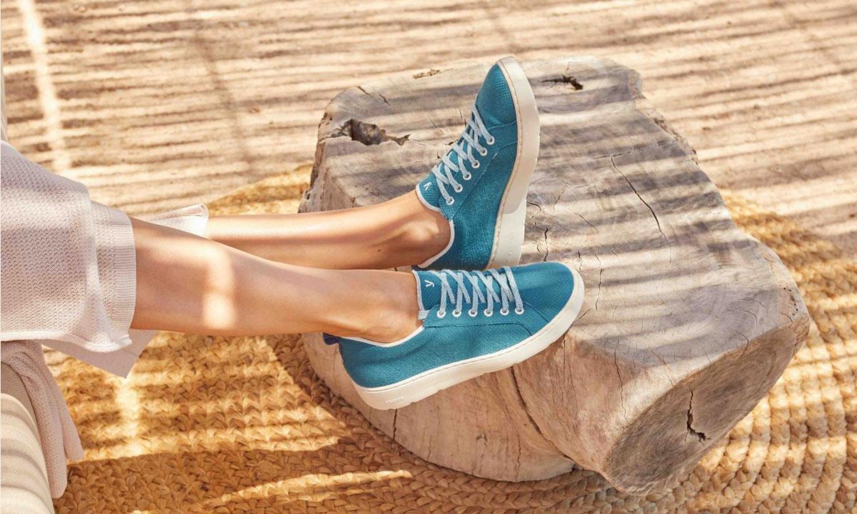 Diseñadas en Mallorca y fabricadas en Elche: las zapatillas más cómodas que están arrasando son españolas