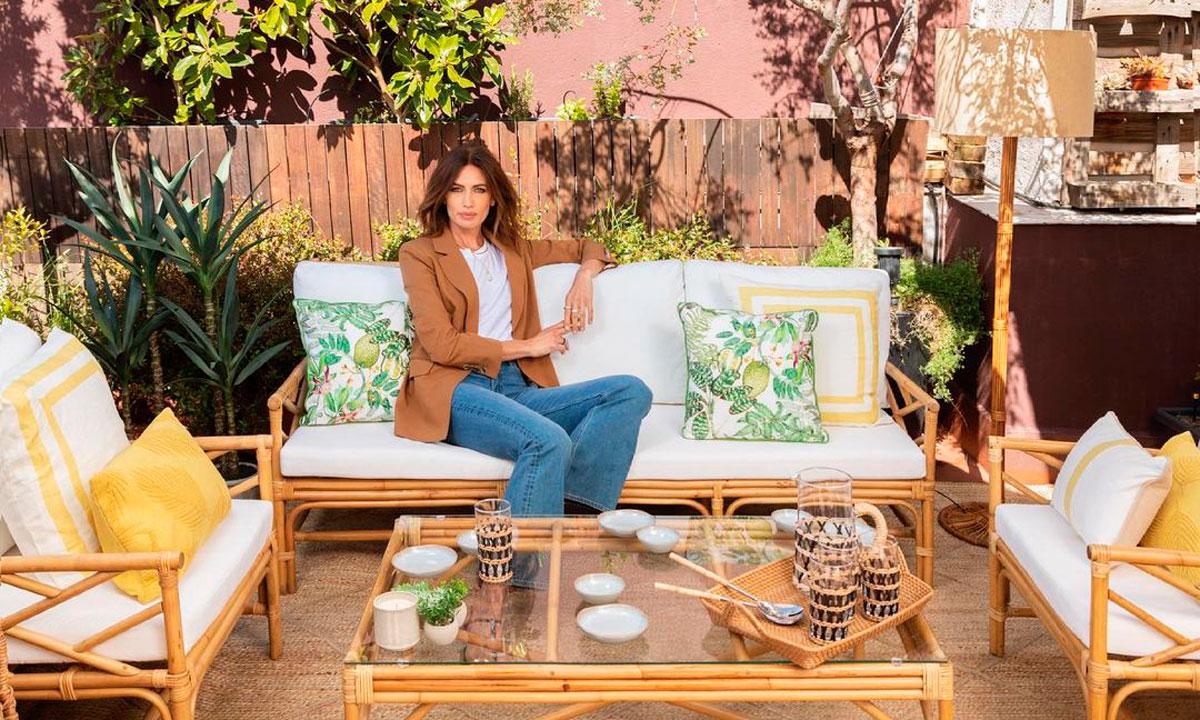 Copia las casas de las 'celebs' con estos sillones de jardín ideales para terrazas grandes y pequeñas