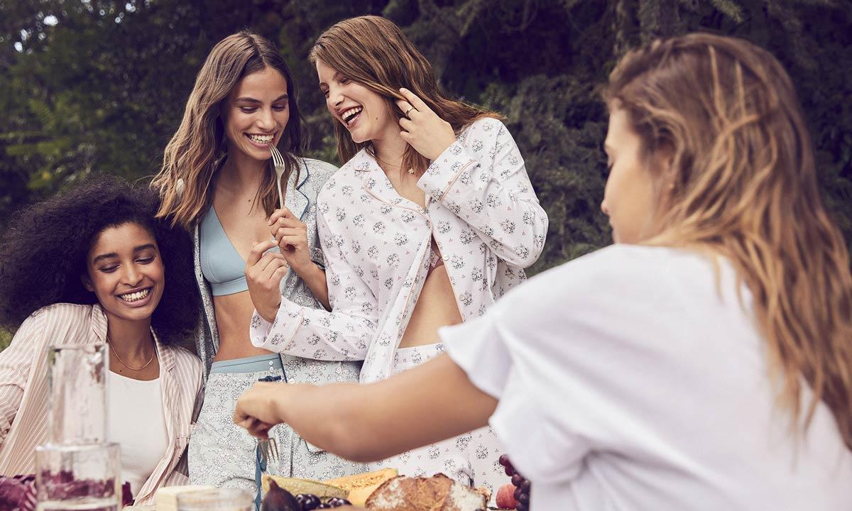 Los pijamas más cómodos y bonitos están en Women'Secret y El Corte Inglés